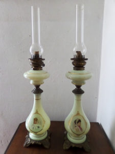 lampade ad olio