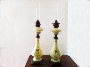 lampade antiche ad olio