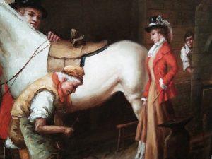 ferratura cavalli