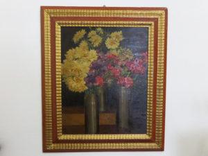 quadro vasi fiori