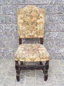 sedie antiche a rocchetto