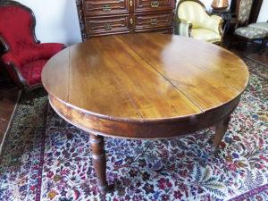 tavolo allungabile fasce alte