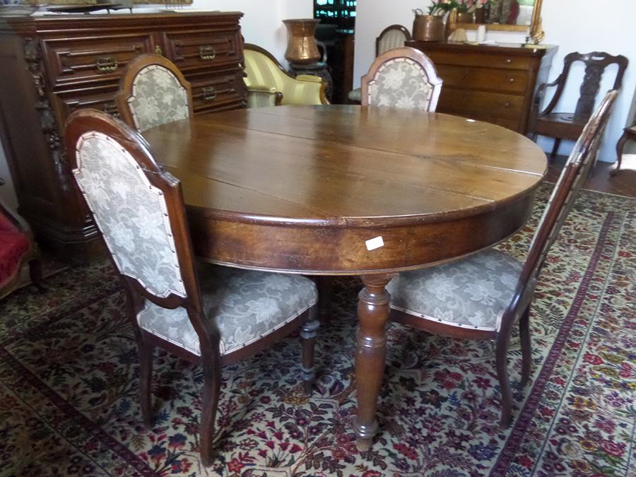 Tavoli rotondi antichi excellent tavoli da pranzo rotondi antichi ispirazione interior design - Tavoli da pranzo antichi ...