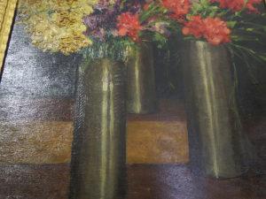 dipinto vasi